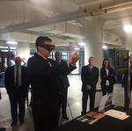 Inside this Singapore tech giant's new smart manufacturing lab in Boston