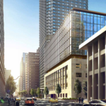 <strong>Selig</strong>'s latest plan for historic building: high-rise to mid-rise (Images)