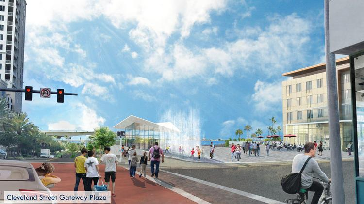 Clearwater 39 S Downtown Waterfront One Step Closer To A Major Makeover Ta