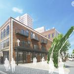 New downtown Birmingham mixed-use project taking shape