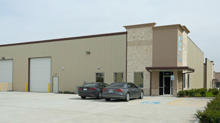 Eurochem opens houston office off beltway 8 and hardy toll for 8000 square foot building