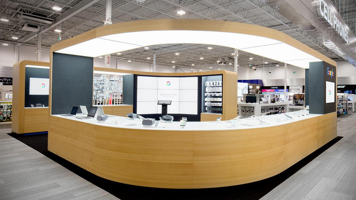 Attrayant Google Shops Popping Up In Canada Best Buy Locations   Minneapolis / St.  Paul Business Journal