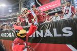 Arizona Cardinals spending extra time on the road