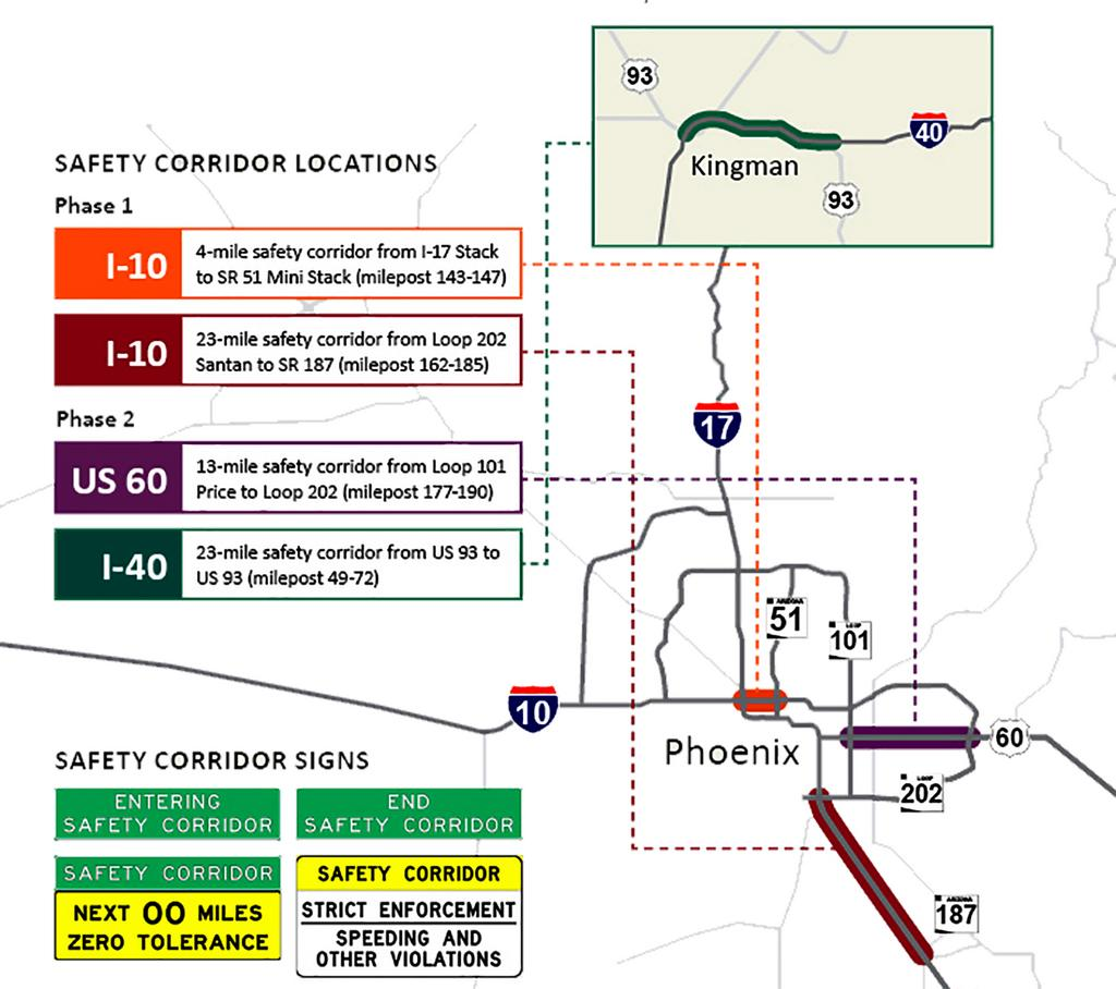 Why Going Over The Speed Limit Is Now Going To Cost A Bundle - Us highway map with speed limits