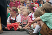 Mt. Angel Oktoberfest includes many events for children.