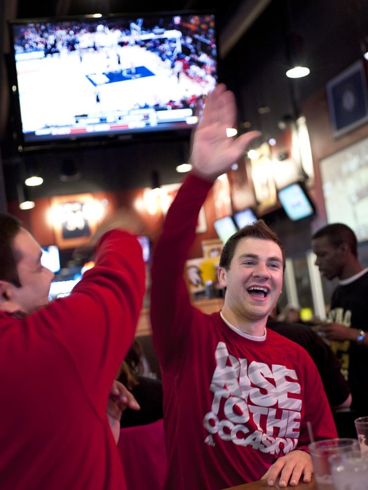 Just in time for the March Madness, we discover two D.C. area digs are in the brackets for Best College Bars in America. Really. There is such a thing.