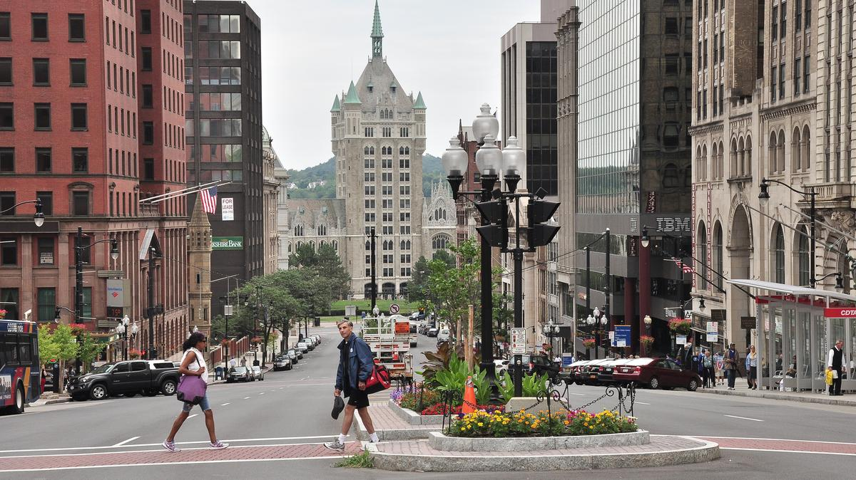 Albany metro population growing, but not by much, according