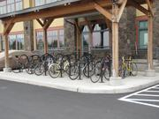 The Deschutes National Forest office is one of a growing number of rural teams participating in this year's Bike Commute Challenge. Nearly 8,900 riders, on about 1,200 teams, are participating in this year's Challenge.
