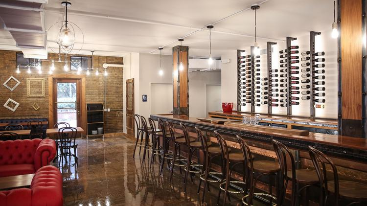 Dilworth Tasting Room is expected to open by Wednesday at 300 E Tremont Ave. in the former Dilworth Billiards space.