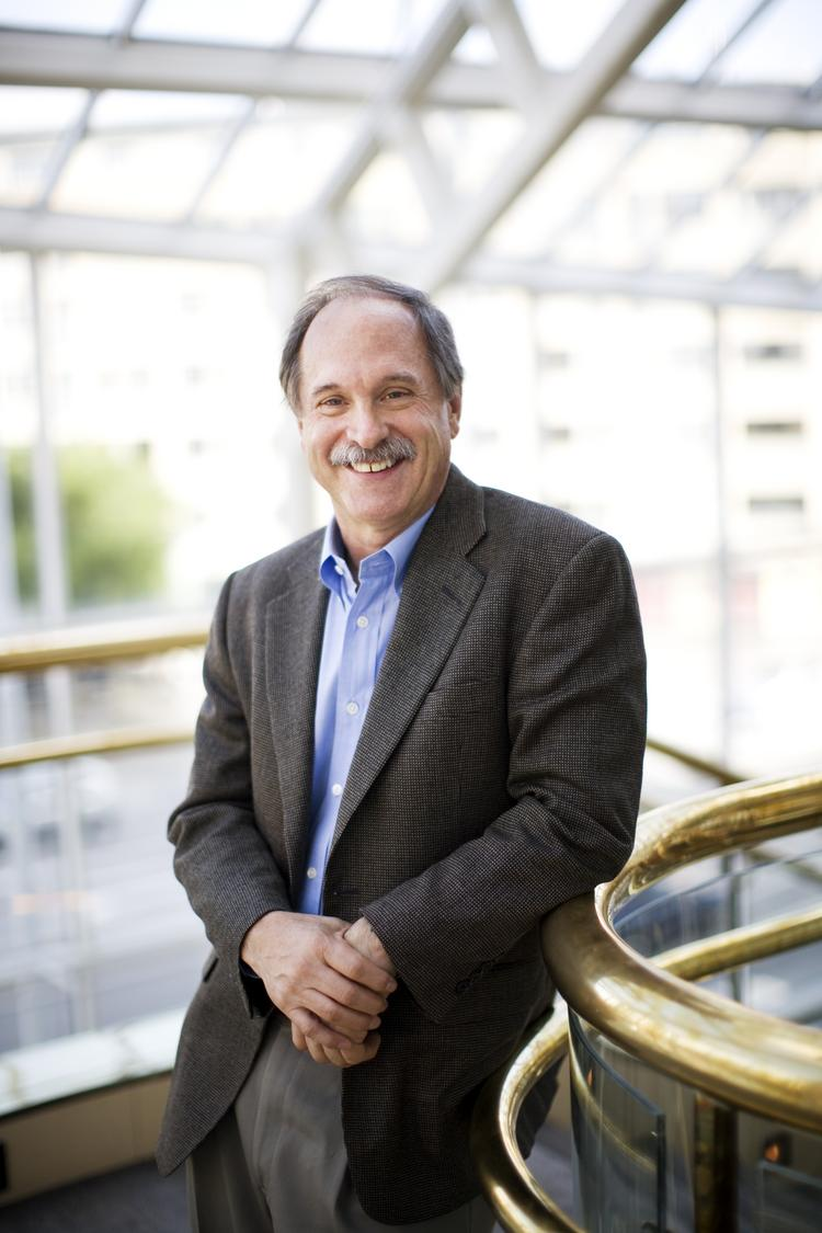 Dr. Michael Rosenberg works to provide early access to care.