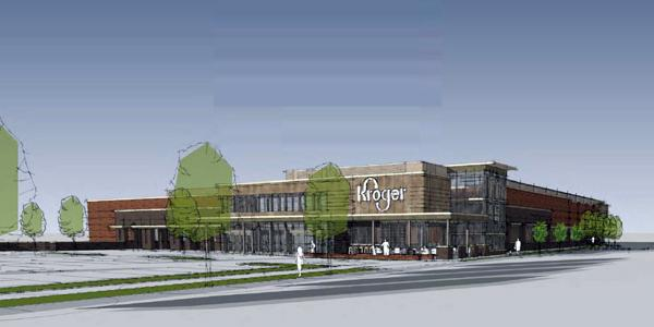 Kroger ready to move forward with Union store design