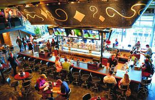 A Bar Louie in Minneapolis. The company is opening its first North Carolina location in Charlotte this year.
