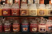 Yankee Candles are available at Booksellers on Fountain Square.