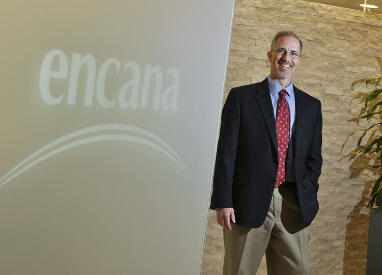 Darrin Henke, vice president of Colorado operations for Encana Oil & Gas (USA) will serve as the company's interim president of U.S. operations after a management shakeup announced Tuesday.