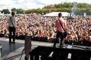 Hot Chelle Rae headlined the concert last year.