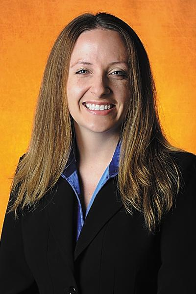 Megan Leasher, 34, is director of Talent Assessment and Measurement at Macy's Inc.