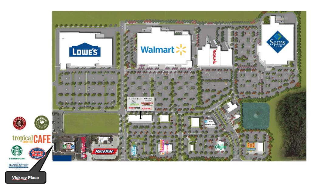 Site Design, Parking and Zoning for Shopping Centers