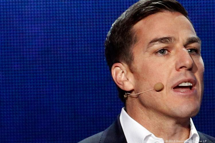 Andrew Wilson, Electronic Arts CEO, took over as the company seeks to gain ground in mobile and Web gaming.