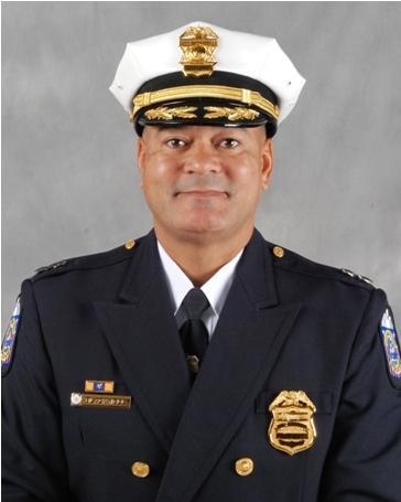 Jeffrey Blackwell will be sworn in as  Cincinnati's new chief of police today.
