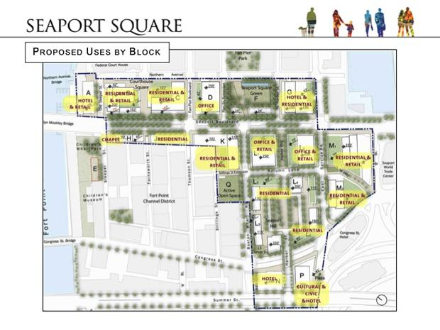 Skanska is set to buy L2, a one-acre lot in the Seaport District for construction of an office tower.