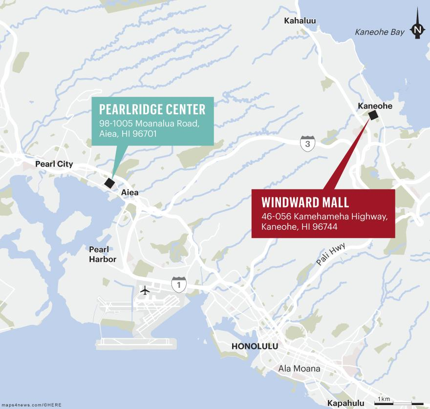 How Oahu S Older Malls Keep Current Pacific Business News
