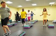 No. 3 (Companies 1,500-4,999): CareFirst BlueCross BlueShield offers a number of fitness classes across its four offices locations, including Union Center Plaza in D.C.