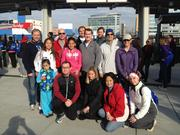 No. 1 (Companies 1,500-4,999): Employees from Lockton Cos. attended the American Heart Association Heart Walk last year.