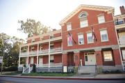 Finalist, Hotel: The Inn at the Presidio has been so successful, the Presidio Trust is adding rooms to expand it.
