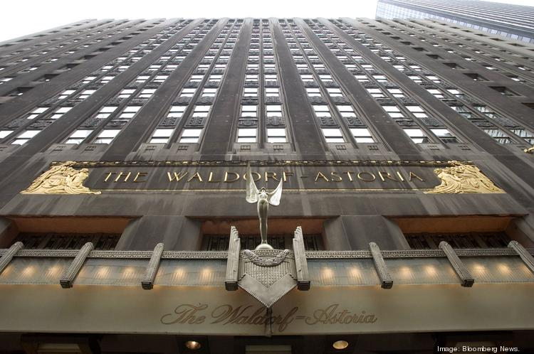The Waldorf Astoria hotel in New York City has long been a crown jewel of the Hilton Hotel family. But did you know it's no longer the flagship Waldorf property? That distinction now goes to a Waldorf Astoria in the Middle East.