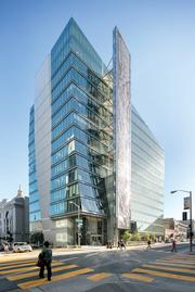 Finalist, Best New Office: The San Francisco Public Utilities Commission spent $201 million on its striking, green headquarters building near the Civic Center in San Francisco.