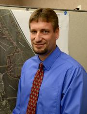 Rick Morrow, traffic operations engineer at the FDOT traffic operations center in Orlando