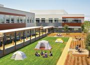 Winner, Best New Office: VF Outdoors' $40 million sustainable campus in Alameda got built despite setback from the financial crisis.