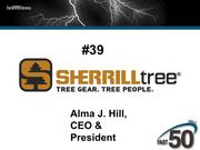 Sherrill Inc., which does business as SherillTree, is a large wholesaler and retailer of professional tree care tools and exclusive importer for a number of specialized products for use in urban arboriculture. The Greensboro-based company had $24.8 million in revenues last year.