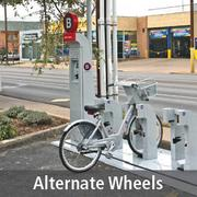 San Antonio, previously recognized as one of the fattest cities in America, has worked with B-Cycle to install several bike-sharing stations across the downtown area.