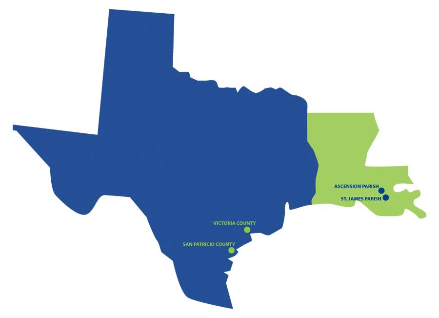 ExxonMobil Chemical, SABIC select Texas site for major petrochemical
