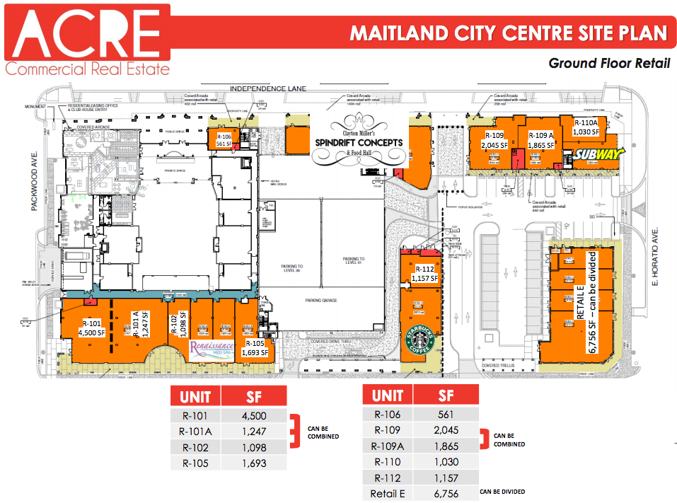 City View Orlando Floor Plans: Restaurants, Fitness Concept, More In Talks For Retail