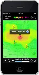 Need to check Houston smog levels? There's an app for that