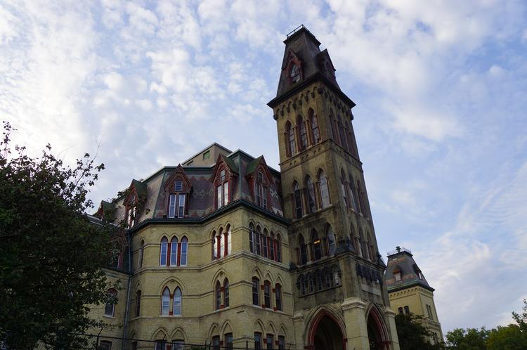 The VA last year announced plans to repair the Old Main building, another signature structure at Soldiers Home that is fenced off and closed.