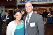 Attendees at the Philadelphia Business Journal's Best Places to Work event at the Wells Fargo Center.