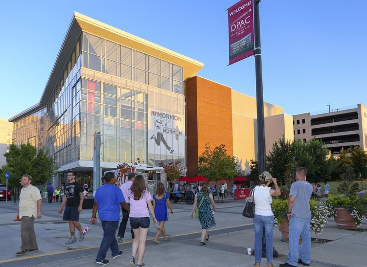 DPAC draws crowds for Broadway shows, concerts, comedy and special events. Click through for more photos of the venue.