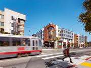 Finalist, Market-Rate Residential: AvalonBay's Avalon Ocean Avenue brought 173 units and a Whole Foods market to San Francisco's Balboa Park neighborhood.