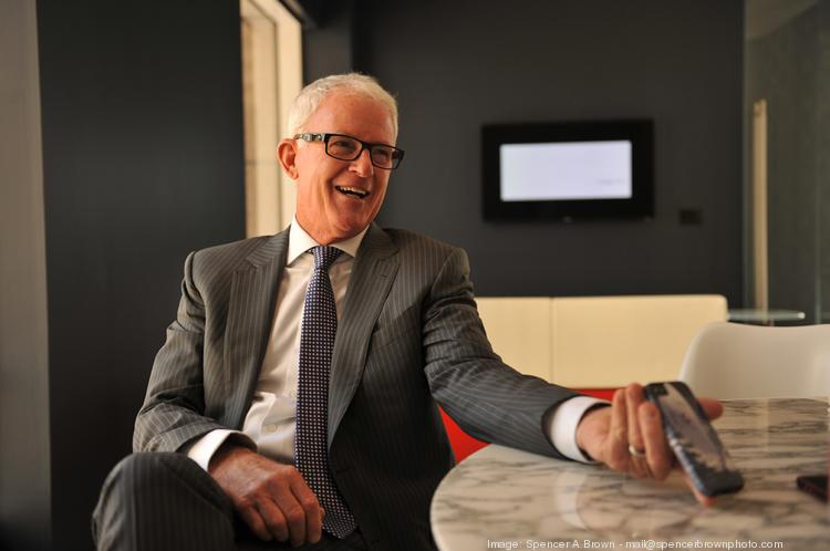 John Kilroy of Kilroy Realty Corp. is one of the REIT CEOs who has bet big on San Francisco.