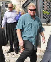 Peter Loftin was on hand for the Sept. 17 auction of the former Versace mansion.
