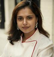 """Chef Maneet Chauhan launched to fame on Food Network's """"Chopped."""""""