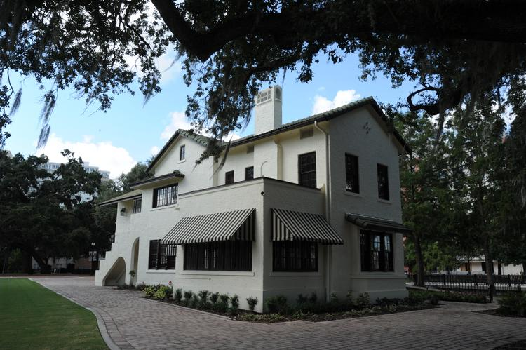 The city of Orlando plans to use the historic Eola House in downtown as a welcome center and meetings/events venue.