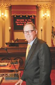 Sen. Tom Berryhill, a Republican from the Central Valley said he thought the state's enterprise-zone program was effective in drawing companies into the Central Valley.