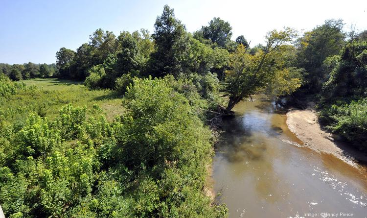 As reported in our coverage on Cleveland County's quest for a $182 million reservoir, the N.C. Division of Water Quality will be absorbed into the state Division of Water Resources. Shown here is the First Broad River, which might be dammed to hold reserves of water.