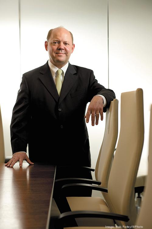 C.T. Fitzpatrick took a risk when he founded Vulcan Value Partners.
