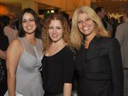 Dee Mobayed and Madeleine Reinstein of 4-it and Christine Redmond of Keyes.