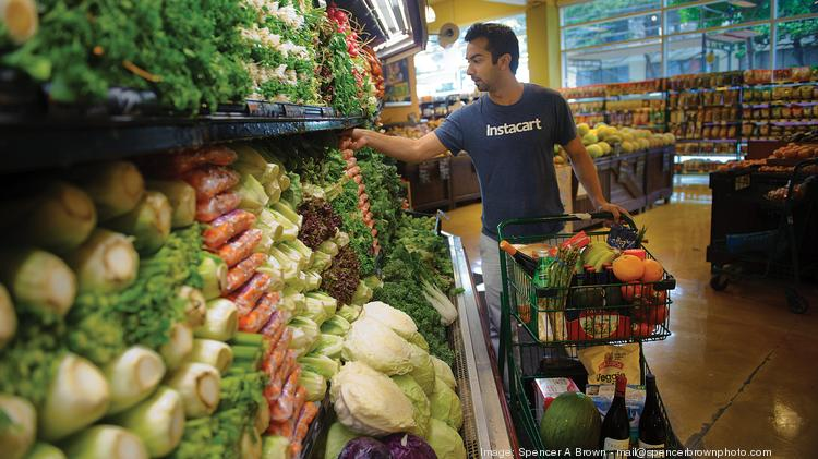 Apoorva Mehta's San Francisco-based grocery delivery service Instacart has expanded into Los Angeles, Boston, Chicago, Washington, D.C., Philadelphia and New York City.